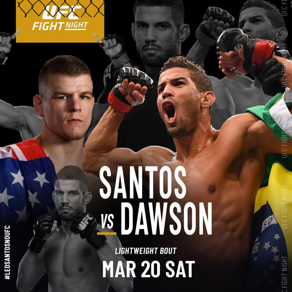 Santos Vs Dawson